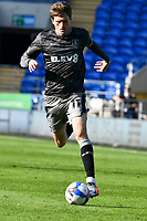 Football - 2020 / 2021- Championship -Cardiff City vs Sheffield Wednesday<br />      <br /> Adam Reach of Sheffield Wednesday on the attack<br /> in a match played without fans at the Cardiff City Stadium.<br /> <br /> COLORSPORT/WINSTON BYNORTH