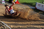 IPC European athletics championships at Swansea University in Swansea, South Wales<br /> pic by Andrew Orchard,