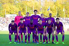 2018-11-06 Red Star U19 v Liverpool U19