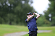 Dylan Connolly (Highfield) during the Connacht U14 Boys Amateur Open, Ballinasloe Golf Club, Ballinasloe, Galway,  Ireland. 10/07/2019<br /> Picture: Golffile   Fran Caffrey<br /> <br /> <br /> All photo usage must carry mandatory copyright credit (© Golffile   Fran Caffrey)