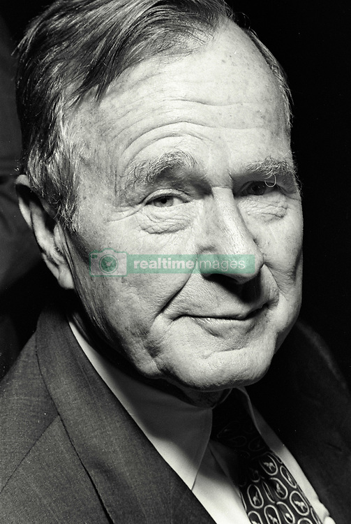 May 25, 2006 - Miami, Florida, USA - Forty-first President of the United States GEORGE HERBERT WALKER BUSH (Credit Image: David Jacobs/ZUMAPRESS.com)