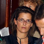 Perconferentie nav dood Andre Hazes, overlijden, dochter Willibrord Frequin