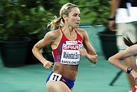 Friidrett, 30. juli  2010 ,<br /> EM Barcelona<br /> <br /> European Athletics Championships<br /> Barcelona<br /> <br /> <br /> Ingvill Måkestad Bovim , Norge 1500 m<br /> <br /> Foto: Anders Hoven , Digitalsport