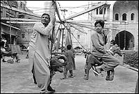 Pakistan, Lahore, Manège. // Pakistan. Punjab province. Lahore