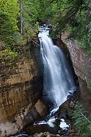 Miner's Falls, Upper Peninsula Michigan