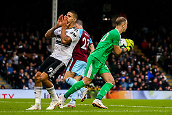 Aleksandar Mitrovic of Fulham cuts a frustrated figure - Mandatory by-line: Robbie Stephenson/JMP - 26/08/2018 - FOOTBALL - Craven Cottage - Fulham, England - Fulham v Burnley - Premier League