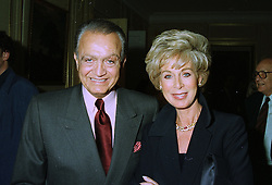 MR & MRS WAFIC SAID the multi millionaire Middle Eastern businessman at a reception in London on 11th September 1997.MBC 37