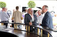 ROTTERDAM - Hockey- VOLVO CLUBBONUS MEETING tijdens de Hockey World League in Rotterdam. FOTO KOEN SUYK