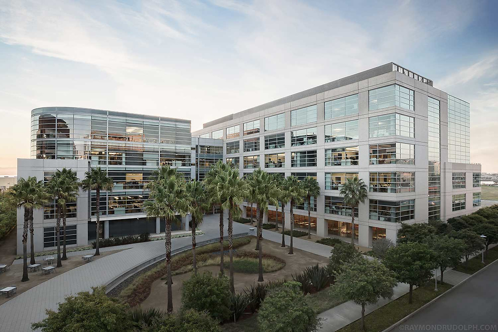 Old Navy corporate headquarters photographed by San Francisco Architecture Photographer Raymond Rudolph