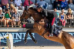 Chimirri Bruno, ITA, Tower Mouche<br /> European Championship Jumping<br /> Rotterdam 2019<br /> © Hippo Foto - Dirk Caremans