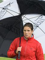 Biddinghuizen - Marjet van der Graaff.   Voorjaarswedstrijd dames 2007 op Golfbaan Dorhout Mees. . COPYRIGHT KOEN SUYK