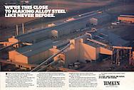 Timken Steel, Steel Mill Aerial