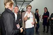 HARLAND MILLER, Opening of new White Cube Gallery in Bermondsey. London. 11 October 2011. <br /> <br />  , -DO NOT ARCHIVE-© Copyright Photograph by Dafydd Jones. 248 Clapham Rd. London SW9 0PZ. Tel 0207 820 0771. www.dafjones.com.