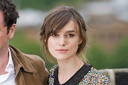 Keira Knightley at a photocall at Edinburgh Castle, ahead of the world premiere of 'The Edge Of Love'..©Michael Schofield. All Rights Reserved.