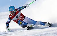 ALPINE SKIING - WORLD CUP 2011/2012 - SOELDEN (AUT) - 23/10/2011 - PHOTO : ALESSANDRO TROVATI / PENTAPHOTO / DPPI - MEN GIANT SLALOM - Ted Ligety (Usa) / WINNER