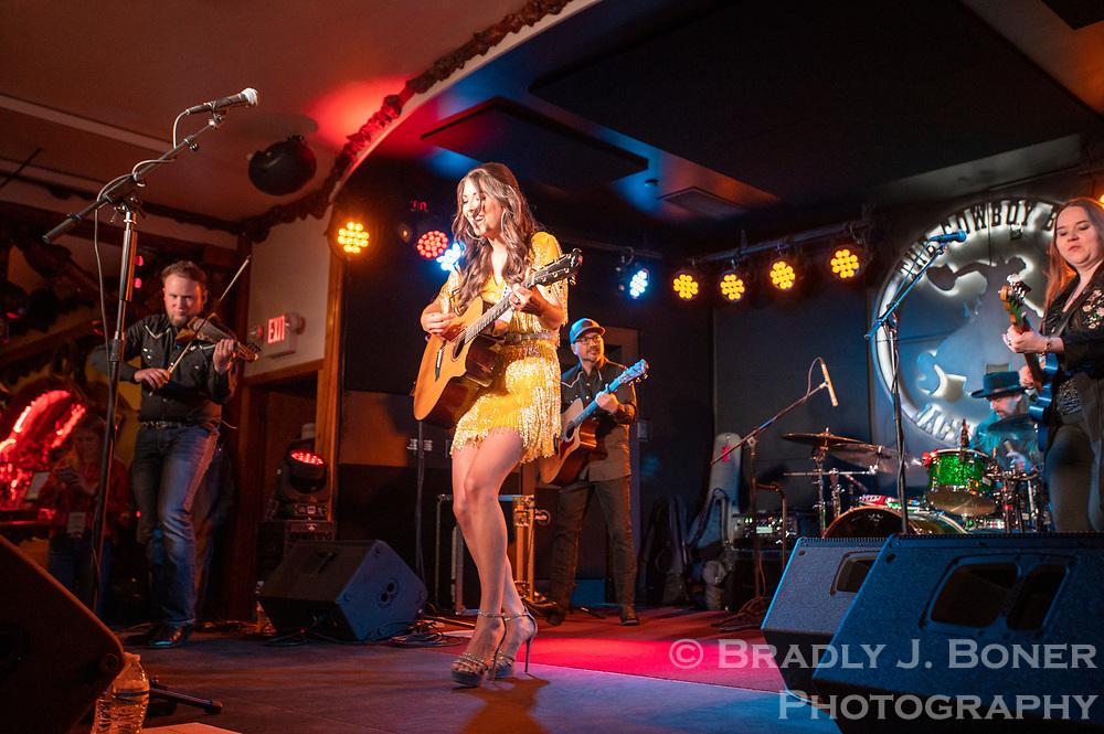 Jenny Tolman at the Million Dollar Music Festival