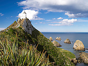 View of Nugget Point, New Zealand; Sept 2012