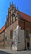 Collegium Maius Uniwersytetu Jagiellońskiego, najstarszy budynek uniwersytecki w Polsce.<br /> Collegium Maius Uniwersytetu Jagiellońskiego, najstarszy budynek uniwersytecki w Polsce.