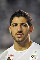 FOOTBALL - FRIENDLY GAME 2010 - ALGERIA v SERBIA - 03/03/2010 - PHOTO MOHAMED KADRI / DPPI - RAFIK HALLICHE (ALG)