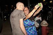 Sam & Joanna at Maxwell's Block Party