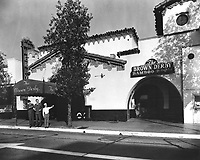 1940 Brown Derby in Hollywood