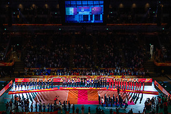 20-10-2018 JPN: Ceremony World Championship Volleyball Women day 21, Yokohama<br /> Ceremony