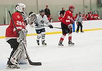 St. Paul's School girls Hockey January 31, 2013.   Karen Bobotas Photographer