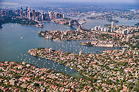 North Sydney & Sydney Harbour