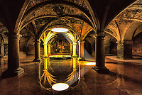 Underground Cistern, El Jadida