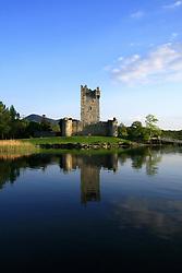 July 21, 2019 - Lough Leane, Ross Castle, Killarney National Park, County Kerry, Ireland (Credit Image: © Peter Zoeller/Design Pics via ZUMA Wire)