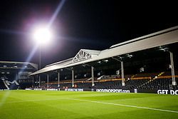 General View inside Craven Cottage - Rogan/JMP - 31/10/2017 - Craven Cottage - London, England - Fulham FC v Bristol City - Sky Bet Championship.