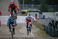 #149 (BUTTI Cedric) SUI at Round 6 of the 2018 UCI BMX Superscross World Cup in Zolder, Belgium