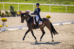 Blom Merel, NED, The Quizmaster<br /> FEI EventingEuropean Championship <br /> Avenches 2021<br /> © Hippo Foto - Dirk Caremans<br />  24/09/2021