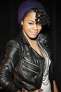 Teyana Taylor at Ne-Yo's 30th Birthday Party held at Cipariani's on 42 Street on October 17, 2009 in New York City