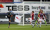 Fotball<br /> Tippeliga 2011<br /> Tromsø - Odd 25.04.2011<br /> Mattias Andersson, Odd<br /> Tom Høgli, Tromsø<br /> Marcus Sahlman, Tromsø<br /> <br /> Foto: Tom Benjaminsen, Digitalsport