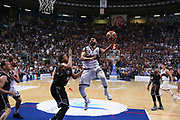 Raucci<br /> Kontatto Fortitudo Bologna vs Segafredo Virtus Bologna<br /> Campionato Basket LNP 2016/2017<br /> Bologna 14/04/2017<br /> Foto Ciamillo-Castoria/A. Gilardi
