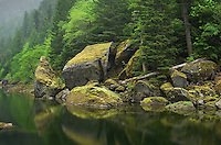 Skagit River Gorge, Ross Lake National Recreation Area, North Cascades Washington