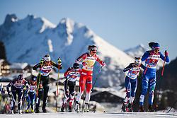 February 24, 2019 - Seefeld In Tirol, AUSTRIA - 190224 Ingvild Flugstad ¯stberg of Norway competes in women's team sprint semi final during the FIS Nordic World Ski Championships on February 24, 2019 in Seefeld in Tirol..Photo: Joel Marklund / BILDBYRN / kod JM / 87888 (Credit Image: © Joel Marklund/Bildbyran via ZUMA Press)