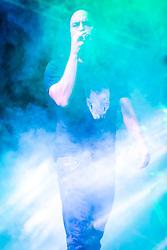 Gabriel O Pensador se apresenta no Palco Complex durante a 22ª edição do Planeta Atlântida. O maior festival de música do Sul do Brasil ocorre nos dias 3 e 4 de fevereiro, na SABA, na praia de Atlântida, no Litoral Norte gaúcho.  Foto: André Feltes / Agência Preview