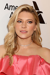 February 24, 2019 - West Hollywood, CA, USA - LOS ANGELES - FEB 24:  Katheryn Winnick at the Elton John Oscar Viewing Party on the West Hollywood Park on February 24, 2019 in West Hollywood, CA (Credit Image: © Kay Blake/ZUMA Wire)