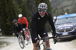 March 10, 2019 - Siena, Italia - Foto LaPresse - Fabio Ferrari.10 Marzo 2019 Siena (Italia).Sport Ciclismo.Gran Fondo Strade Bianche 2019 - Gara uomini - da Siena a Siena. Nella foto: durante la gara.Bettini Paolo..Photo LaPresse - Fabio Ferrari.March, 10 2019 Siena (Italy) .Sport Cycling.Gran Fondo Strade Bianche 2018 - Men's race - from Siena to Siena - 184 km (114,3 miles).In the pic: during the race.Bettini Paolo (Credit Image: © Lapresse via ZUMA Press)