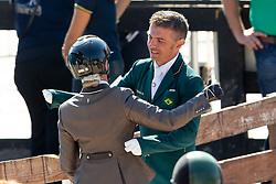Claeys Manon, BEL, San Dior 2<br /> World Equestrian Games - Tryon 2018<br /> © Hippo Foto - Sharon Vandeput<br /> 22/09/2018