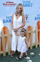 Peter Rabbit Premiere - Los Angeles. 03 Feb 2018 Pictured: Jessica Hall. Photo credit: Jaxon / MEGA TheMegaAgency.com +1 888 505 6342