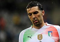 Fotball<br /> VM 2010<br /> 14.06.2010<br /> Italia v Paraguay<br /> Foto: Insidefoto/Digitalsport<br /> NORWAY ONLY<br /> <br /> Gianluigi Buffon (Italia)