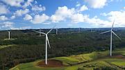 Windmills, Oahu, Hawaii