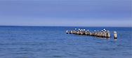 Lake Superior at Whitefish Point, Upper Peninsula, Michigan, USA