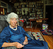 """Sophie Freud, professor & writer, """"Living in the Shadow of the Freud Family"""""""