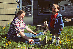Sharon & Son