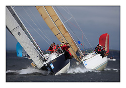 Brewin Dolphin Scottish Series 2011, Tarbert Loch Fyne - Yachting - Day 1 of the 4 day series..2377C, Tigh Solius II, Dr Ken Grant, CCC/Holy Loch SC, J109 , ..