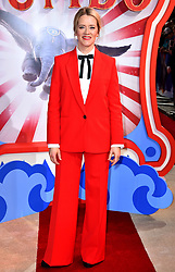 Edith Bowman attending the European premiere of Dumbo held at Curzon Mayfair, London.